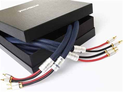 hifi speaker cable reviews ricable supreme speaker cable hfa the independent
