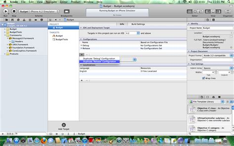 design form xcode ios codes how to create distribution build with xcode 4