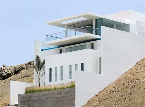 casa en playa golf ca 241 ete lima peru e architect