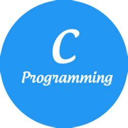 C Programming in Agrawal Naga, Indore | ID: 14332286488 C- Programming Logo