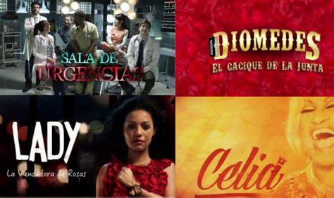 ranking de mejor narco novela colombiana listas en 20minutos image gallery novelas colombianas 2015