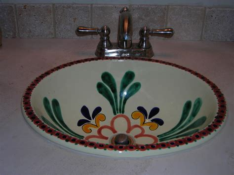 talavera bathroom sinks nina s talavera sinks