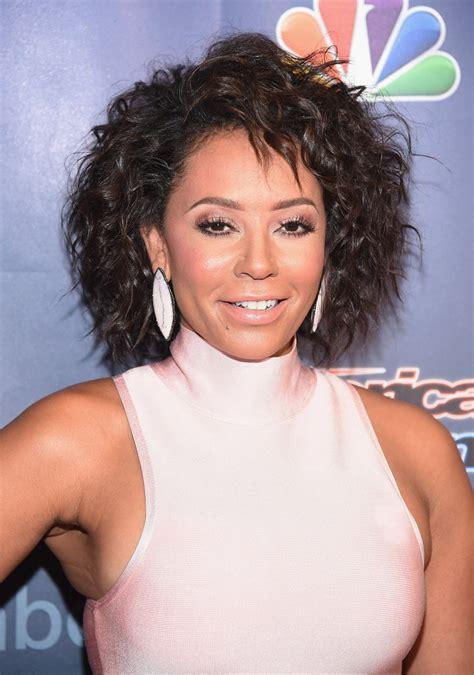 mel b hairstyles melanie brown short curls short hairstyles lookbook