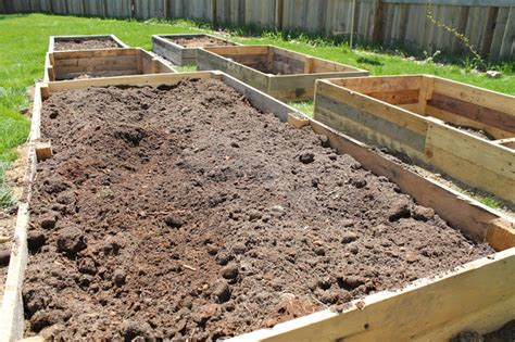 soil mix for raised beds inexpensive raised bed soil mix fill your garden for