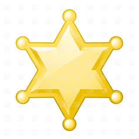 badge clipart sheriff badge clipart clipart suggest