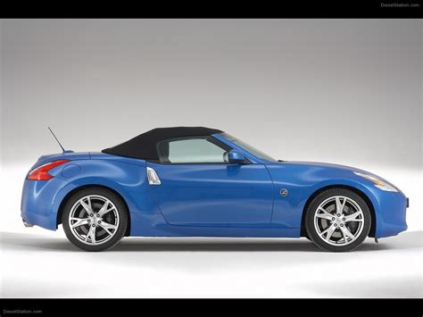 nissan roadster nissan 370z roadster car picture 07 of 14 diesel