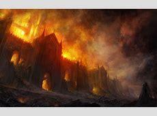 Castle Art - ID: 41064 - Art Abyss Club Dread Gif