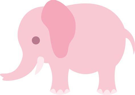 Girlset Pink Elephant pink elephant clip free clip