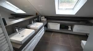 meuble en b 233 ton cir 233 pour une salle de bain sous rant