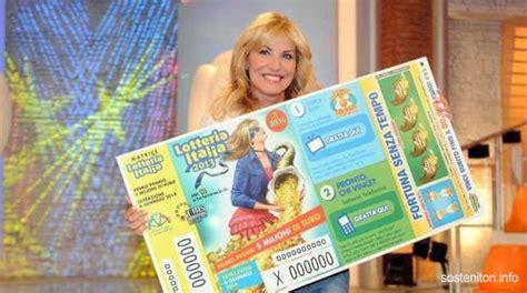 Lotteria Italia 2015 Premio Da 5 Milioni A Roma Tutti I