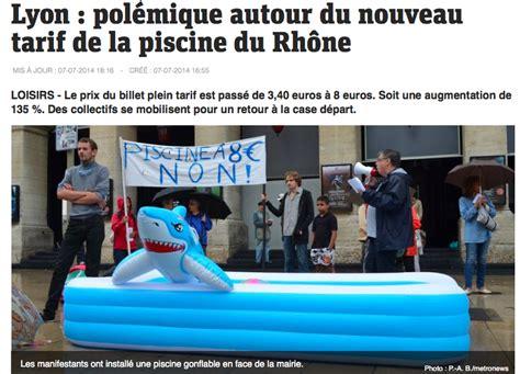 Piscine Enterrée Prix 80 by Publyon De La Piscine Du Rh 244 Ne Devenue Quot Centre Nautique Quot