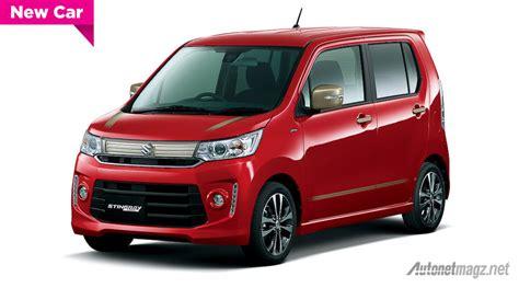 Karpet Wagon R suzuki wagon r stingray j style diluncurkan di jepang