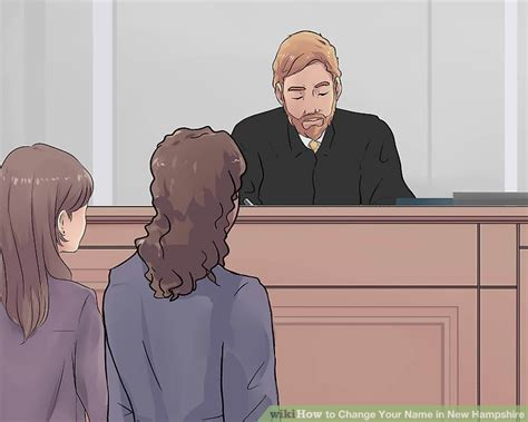 If I Change My Name Will My Criminal Record Follow Me 3 Ways To Change Your Name In New Hshire Wikihow