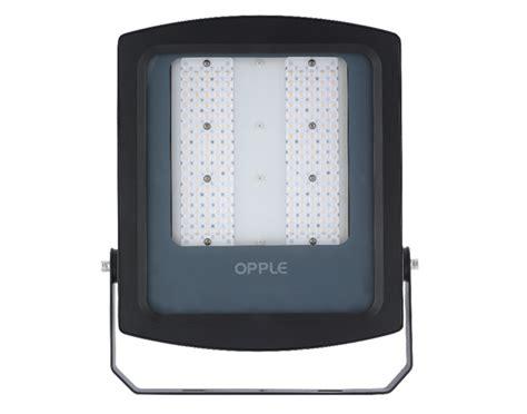 Lu Led Opple ledflood p re440 90w 4000 as bl opple lighting