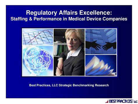 Mba In Regulatory Affairs by Regulatory Affairs Excellence Staffing And Performance In