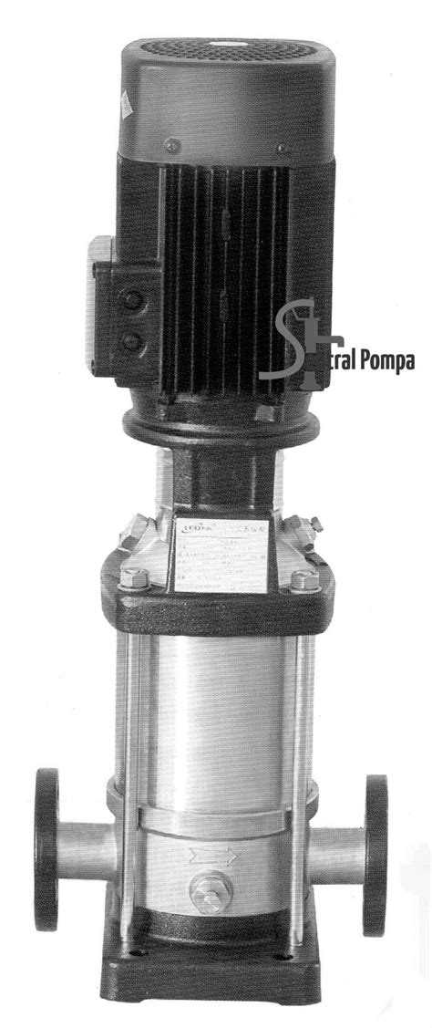 Pompa Vertical Multistage Pompa Vertical Multistage Cr 15 5 Grundfos Sentral Pompa