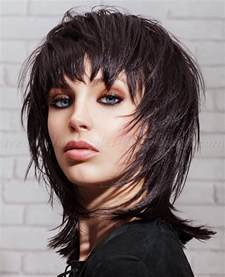 shaggy haircuts for hair medium length hairstyles for straight hair black shaggy