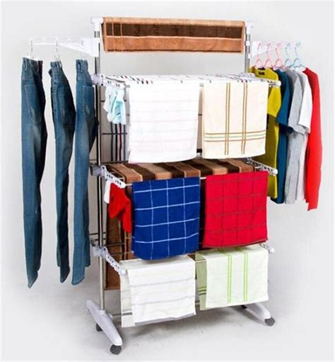moerman indoor tower airer laundry drying rack cosmecol