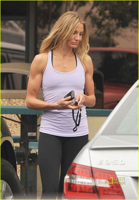 Has Beautiful Arms by Cameron Diaz Has The Most Beautiful Sculpted Arms Im