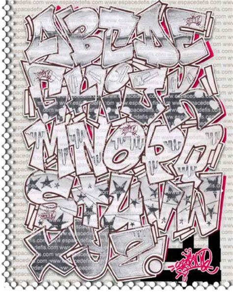 grafiti alfabet   clip art  clip