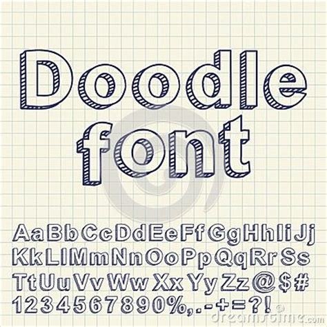 doodle fonts pin by molly binks on drawing and doodles