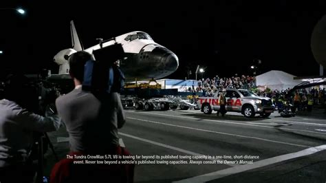 Toyota Shuttle Toyota Tundra Space Shuttle Commercial Pics About Space