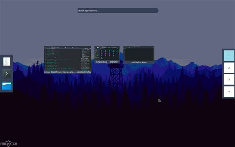 gnome themes overlay qoverview is a gnome activities overview clone for kde