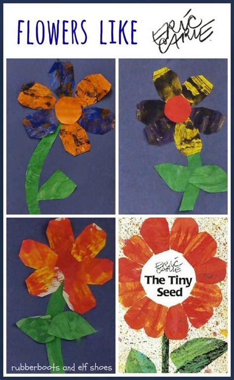 libro the tiny seed picture m 225 s de 25 ideas incre 237 bles sobre eric carle en oruga hambrienta actividades de