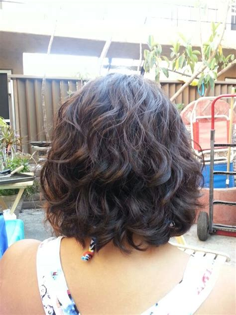 beach wave perm with bangs 35 perm hairstyles stunning perm looks peinado de trenza