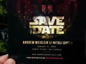 Wars Themed Wedding Invitations