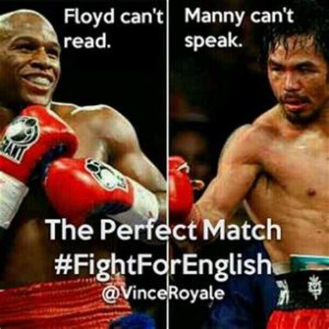 Pacquiao Mayweather Memes - boxer jokes kappit