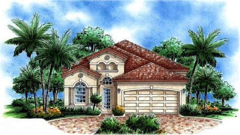 Small Mediterranean Style House Plans by Small Mediterranean Style House Plans