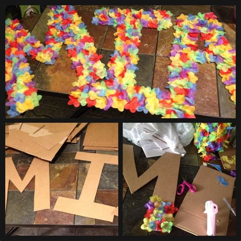hawaiian themed decorations ideas 24th wedding anniversary hawaiian luau 50th
