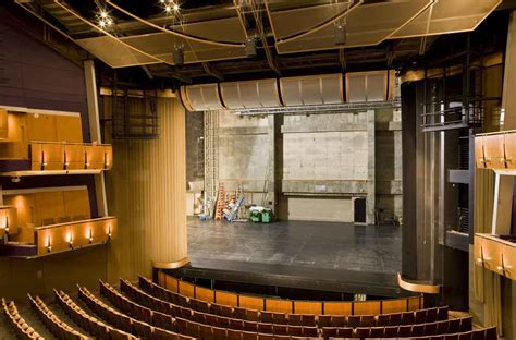 proscenium curtain ahmanson proscenium matt construction