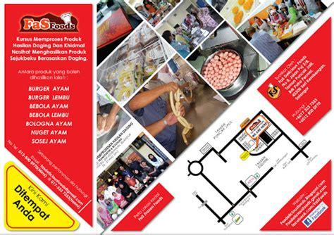 desain brosur kursus contoh flyer kursus yang menarik jasa desain brosur