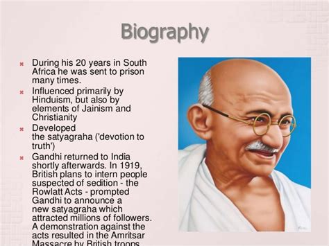 biography of mahatma gandhi mohandas gandhi