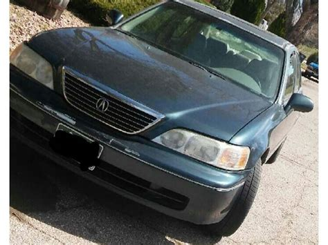 how to sell used cars 1996 acura rl lane departure warning 1996 acura 3 5 rl for sale by private owner in colorado springs co 80977