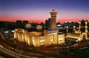 80 Square Meter xinjiang international grand bazaar