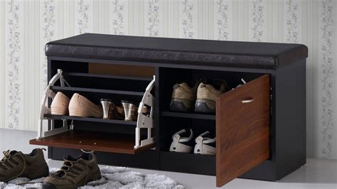 Bench Shoe Rack by Shoe Storage 18 Cool Ideas Shoe Storage Bench 1