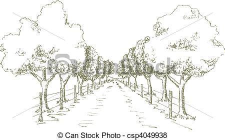 imagenes para dibujar sombreado vector de sombreado camino pluma y tinta estilo