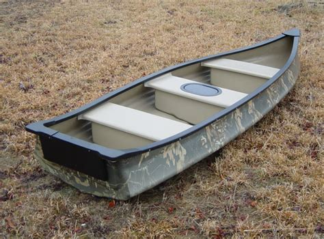 lightweight duck hunting boats royalex fishing canoe up close 6
