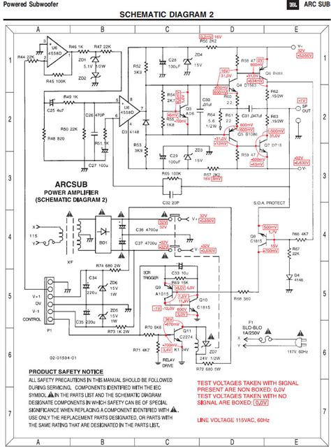 Power Lifier Jbl jbl car lifier circuit diagram wiring diagram