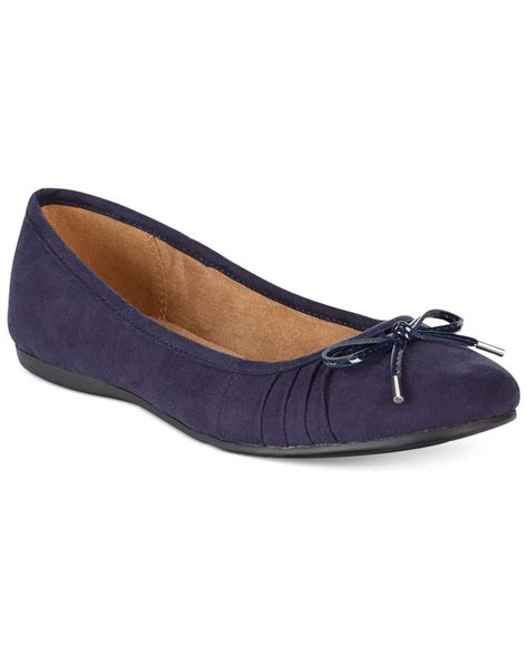 style co shoes flats style co style co addia ballet flats only at macy s