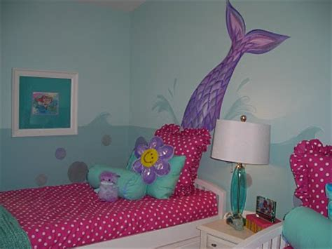 s mermaid room design dazzle