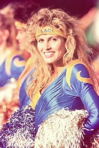 80s hair for cheerleading 80s hair for cheerleading la rams cheerleader latest news