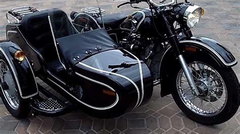 ural retro sidecar motorcycle 2006 ural sidecar retro motorcycle at celebrity cars las