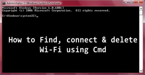how to connect, manage and delete wi fi networks using
