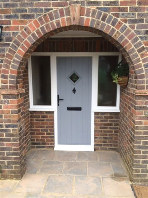 front entry composite front doors brighton hove sussex glazing