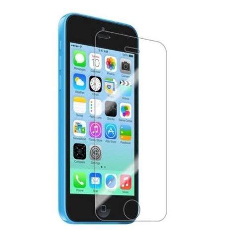 vitre de protection en verre tremp 233 201 cran incassable pour iphone 5 5s 5c