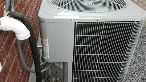 loud humming noise from air conditioning unit
